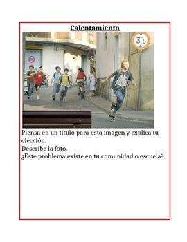 Warm-ups for the Spanish classroom