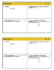 WarmUps Bundle: 8th Grade Math (Common Core Standards)