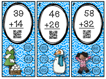 Regrouping with QR Codes