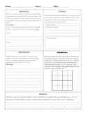 Warmup Bellringer templates for Social Studies-Sample