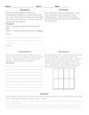 Warmup Bellringer templates for Social Studies