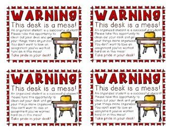 Warning Tickets
