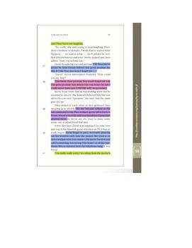Book Report Fiction Novel Unit