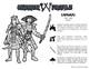 Warrior Class - Samurai Resources - Differentiated Leveled Reading & Fun