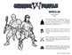 Warrior Class - Shaolin Resources - Differentiated Leveled Reading & Fun