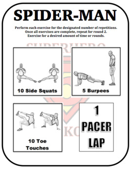 Warrior Workouts: 5-minute warm-up workouts