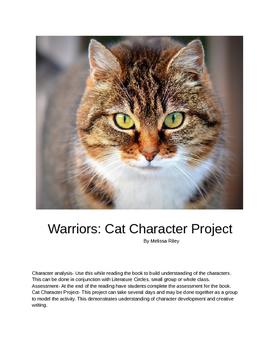 Warriors: Cat Character Project