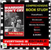 Warriors Don't Cry by Melba Patillo Beals - Comprehensive Book/Novel Study