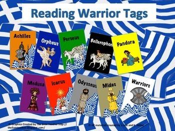 Warriors Motivation Tags