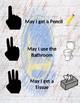 Warriors SLANT and Non Verbal Hand Signals
