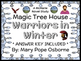 Warriors in Winter : Magic Tree House #31 (Osborne) Novel Study (27 pages)