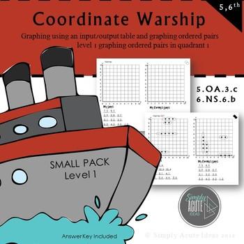 Warship Level 1