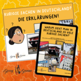 """German Culture, Practice w/ """"weil,"""" Reading Comprehension"""