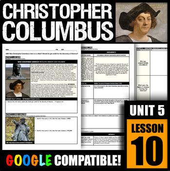 Was Christopher Columbus a hero or a villain?