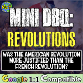 Was the American Revolution more justified than the French