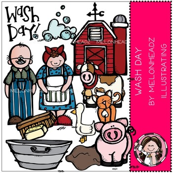 Wash Day by Melonheadz COMBO PACK