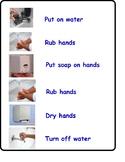 Wash Hands Visual