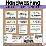 Wash Your Hands Bulletin Board Kit