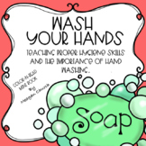 Wash Your Hands: Color-N-Read Mini Book