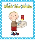 Wash Your Hands Posters -FREE