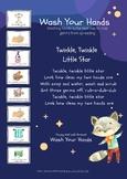 Wash Your Hands - Twinkle Twinkle Little Star - Coronaviru