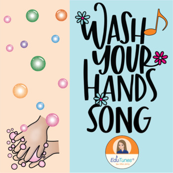 Wash Your Hands Song and Video   Distance Learning