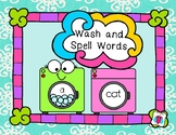 Wash and Spell