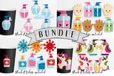Wash your hands clip art bundle