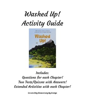 Washed Up! Activity Guide