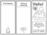 Washed Up! Tri-Fold Character Response to Challenges Project 5th Grade ReadyGen