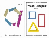 Washi SHAPES! Readers- Complete Collection!