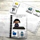Washing Dishes, Sequencing Adapted Book