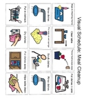 Washing Dishes Visual Schedule