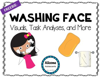 Washing Face FREEBIE