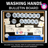 Washing Hands Bulletin Board