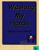 Washing Hands Digital Social Book