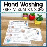 Washing Hands Poster Song and Visuals Free