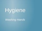 Washing Hands Power Point Presentation