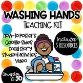 Washing Hands Teaching Kit Social Story & Activities