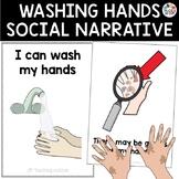 Social Story Washing Hands