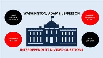Washington, Adams, Jefferson: Interdependent Divided Quest
