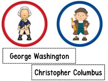Washington, Columbus, Navarro, Austin Growing Bundle