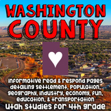 Washington County, Utah, Informative Reading and Writing