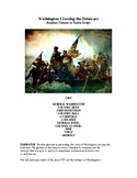 Washington Crossing the Delaware - Readers Theater or Radio Script