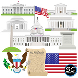 Washington D.C. Clipart