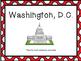 Washington D.C.     Facts Flash Cards