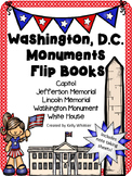 Washington, D.C. Monuments Flip Books