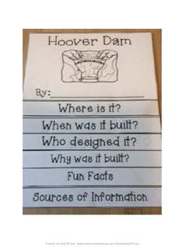 Hoover Dam Flip Book