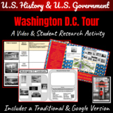Washington D.C. Tour  ~A Student Activity~