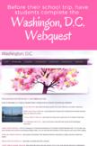 Washington, D.C. Webquest
